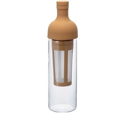 Hario Filter-in bottle cold brew beige pour extraction de café froid - 700ml