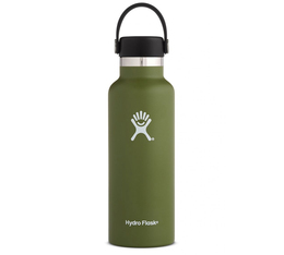 Bouteille Standard Mouth 53 cl - Olive - Hydro Flask