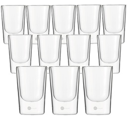 12 verres Hot\'n cool Barista 8.5cl - Jenaer Glas