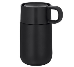 WMF 'Impulse' insulated travel mug - 300ml - Matte black