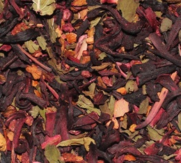 Infusion Baies Rouges bio - 100g - English Tea Shop