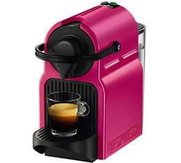 Machine Nespresso Inissia Fushia - Krups + Offre cadeau