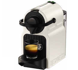 Krups YY1530FD Machine Nespresso Inissia Blanche + Offre cadeau