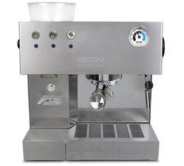 Machine expresso Ascaso Uno i-Steel avec Moulin