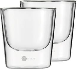 2 verres Hot'n cool Barista 19cl - Jenaer Glas