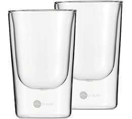 2 verres Hot'n cool Barista 15cl - JENAER GLAS