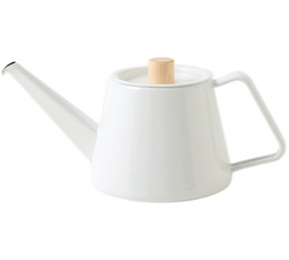 KAI Enamel Japanese-style kettle - 1L capacity - All heat sources
