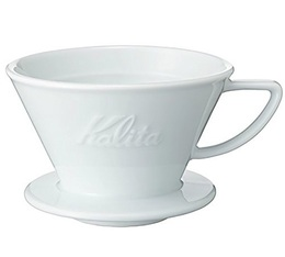 Dripper Kalita Wave Hasami 185 céramique 4 tasses