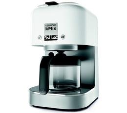 Cafetière filtre Kenwood kMix COX750WH Blanc 8 tasses + offre cadeaux