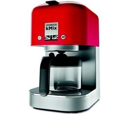 Cafetière filtre Kenwood Kmix COX750RD Rouge 6 tasses + offre cadeaux