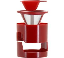 Dripper Kinto Column rouge 1 tasse