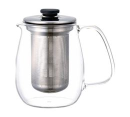 Kinto Unitea Teapot set with stainless steel filter - 72cl