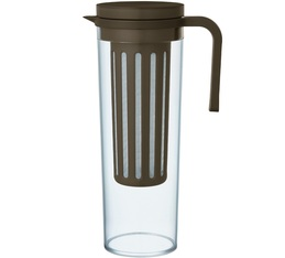 Carafe Kinto Plug Cold Brew 1,2L pour extraction de café froid