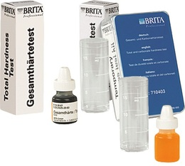 Kit tests de dureté carbonate et totale - Brita