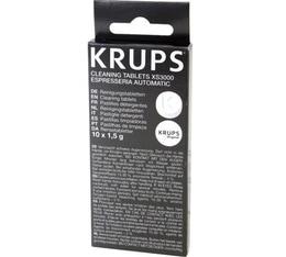 Tablettes détergentes pour machines Espresseria  Krups