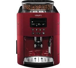 KRUPS Essential Display EA815570 Rouge MaxiPack