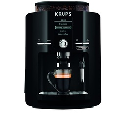 Krups Espresseria Quattro Force Noire YY3076FD MaxiPack