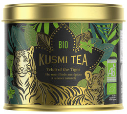 Tchaï of the Tiger Bio- Boîte métal 100 gr - Kusmi Tea