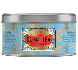 Kusmi Tea Prince Vladimir Black Tea - 125g Loose Leaf Tin