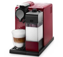 Machine Nespresso Lattissima Touch Rouge - Delonghi + Offre Cadeau