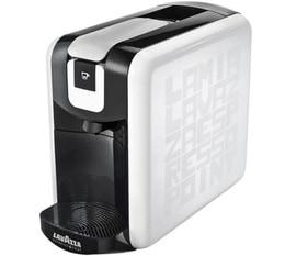 Machine à capsules Lavazza Espresso Point EP Mini Blanche + 100 capsules