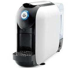 Machine à capsules Lavazza BLUE Flexy Grise + 600 capsules