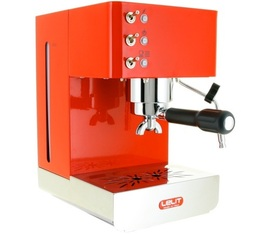 Machine expresso PL41RED rouge - Lelit