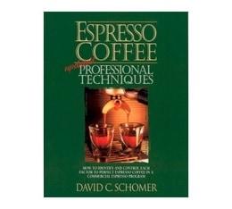 Livre Café espresso / Technique Barista de  D. Schomer (EN)