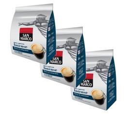 Lot de 108 Dosettes souples Espresso Intense 3x36 - San Marco