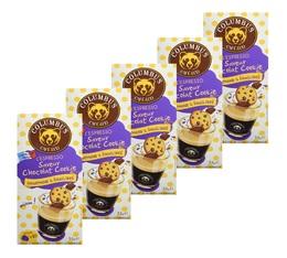 Lot de 50 Capsules Saveur Chocolat Cookie Columbus Café & Co pour Nespresso