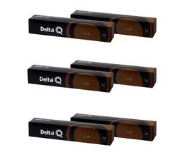 Lot de capsules DeltaQ Epiq delta cafés 6 x 10 capsules