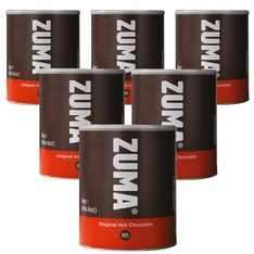 Lot de 6 boîtes Zuma : Original Hot Chocolate 6 x 2kg