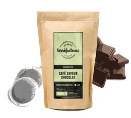 Dosettes souples - Saveur Chocolat x18 - Les Petits Torréfacteurs