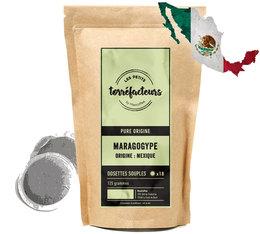 Dosettes souples - Maragogype Mexique - x18 - Les Petits Torréfacteurs