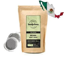 Dosettes souples - Orizabal Mexique - x18 - Les Petits Torréfacteurs