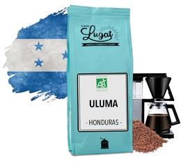 Café moulu Bio pour cafetière filtre : Honduras - Uluma - 250g - Cafés Lugat