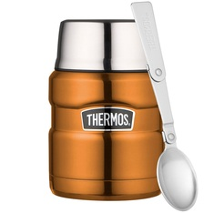 Lunch box isotherme inox Thermos King Cuivre 47 cl - Thermos