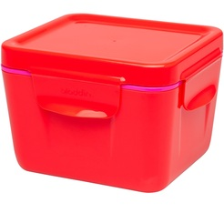 Lunch Box rectangle rouge 0,70L - ALADDIN