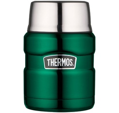 Lunch box Stainless King Vert 47cl - Thermos