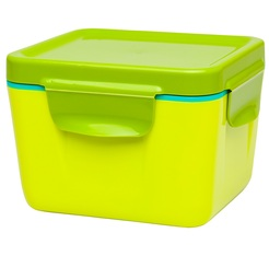 ALADDIN BPA-free insulated lunchbox in lime green - 0.7L capacity