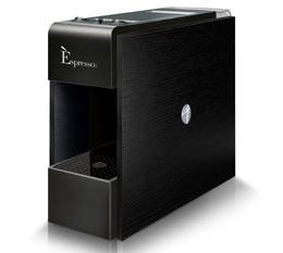 Machine à capsules Espresso Noire - Caffé Vergnano