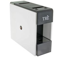 Machine à capsules TRE FAP blanche - Caffé Vergnano