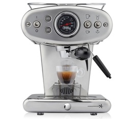 FrancisFrancis Iperespresso ILLY X1 Anniversary inox + offre cadeaux