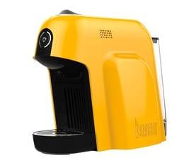 Machine à capsules Bialetti CF65 SMART Jaune + Offre cadeau