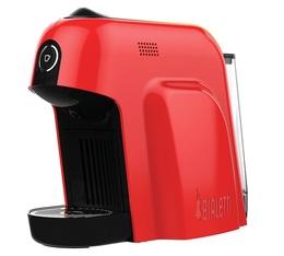Machine à capsules Bialetti CF65 SMART Rouge + Offre cadeau