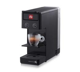 Machine à capsules Y3.2 Iperespresso Noire Illy + Offre cadeau