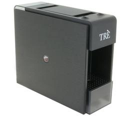Machine à capsules TRE FAP noire - Caffé Vergnano