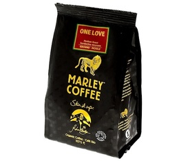 Café en grains bio Marley Coffee - 227 g - One Love
