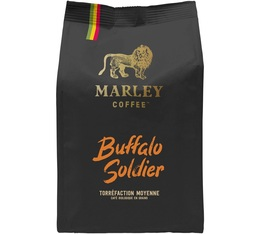 Café en grain Bio Marley Coffee Buffalo Soldier - 227g