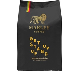 Marley Coffee Get Up Stand Up organic coffee beans - 227g
